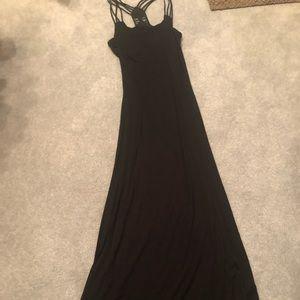 Coercion maxi dress